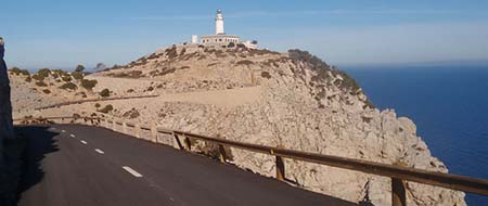 Cap Formentor lighthouse